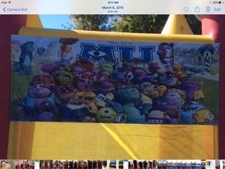 Monsters University  Banner