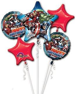 Avengers Mylar Balloon Bouquet