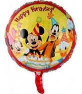 Mickey & Friends  H.B.  Mylar
