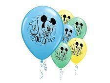 Baby Mickey Latex Balloons