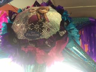 Frozen Star Pinata