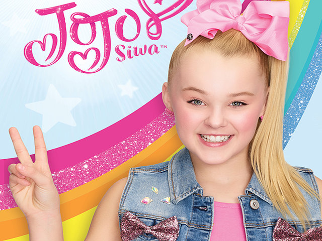 jojo siwa  party favors