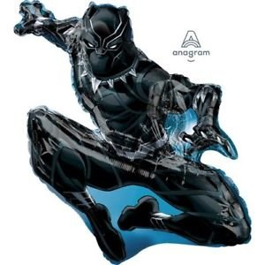 Black Panther Jumbo Mylar Balloon