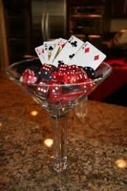 Casino  Centerpieces