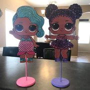 lol surprise doll Centerpieces