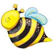 Bumble Bee Jumbo Mylar