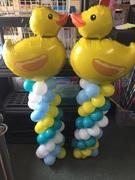 Duck  Balloon Centerpieces