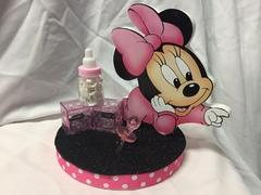 Baby Minnie  Centerpieces