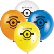 Minions Latex Balloons