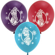Frozen Latex Balloons