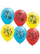 Jake & the Neverland Pirates Latex Balloons