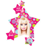 Barbie  Jumbo Mylar
