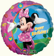 Minnie Mouse  H.B.  Mylar