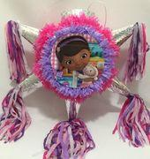 Doc Mc Stuffins  Star Pinata