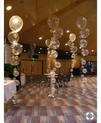 Balloon Clusters big/small