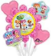 Lalaloopsy Mylar Balloon Bouquet