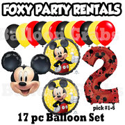 Mickey Mouse Forever ultimate Mylar Bouquet