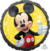 Mickey Mouse Forever Mylar