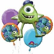 Monsters University Balloon Bouquet