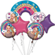 JoJo  Mylar Balloon Bouquet