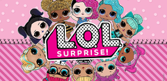 Lol Surprise Doll Jumper  Banner