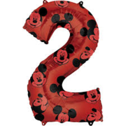 Mickey Mouse Forever 2 mylar balloon