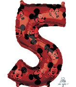 Mickey Mouse Forever 5 mylar balloon