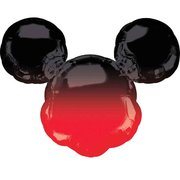 Mickey Mouse Forever Ombre Jumbo Mylar