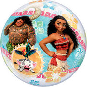 Moana Clear Bubble Balloon