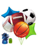 Sports Themed Balloons