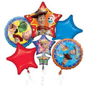 Toy Story 4 Balloon Bouquet