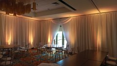 Wall to Wall Draping (10 feet)