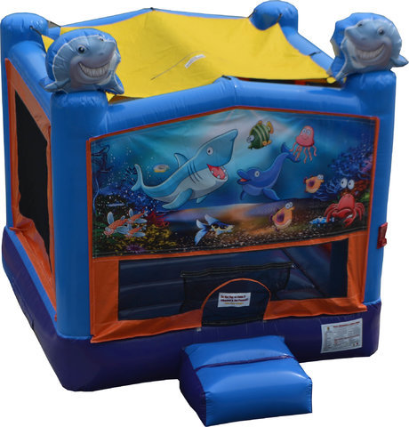 Under the Sea Bouncer