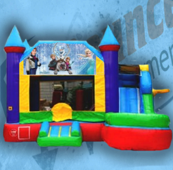 Frozen A Bouncy Castle Combo