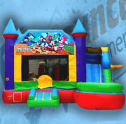 Mickey Bouncy Castle Combo