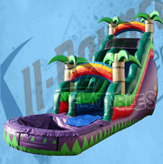 Purple Paradise Slide