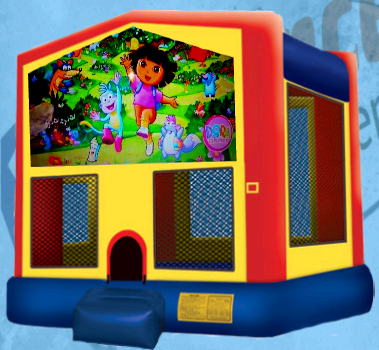 Dora the Explorer Bounce