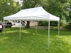 10x20 Tent (concrete or blacktop)