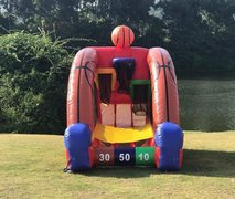 Basketball Inflatable Challenge
