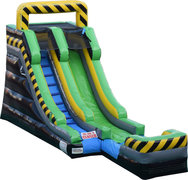15' Caution Slide Dry or Wet