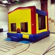 Large Modular Bounce House