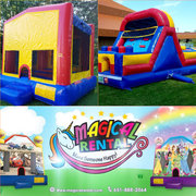 Obstacle Course & Bounce House Package