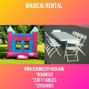 Pink Castle Package