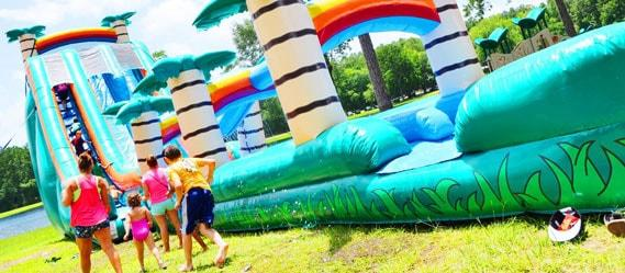 Inflatable Water Slides For Rent Albany Ga