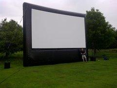 24' x 13' inflatable screen only