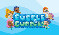 Bubble Guppies Combo
