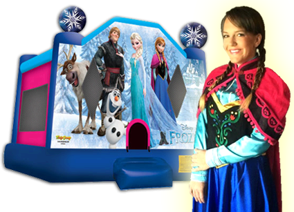 Disney's Frozen Princess Party