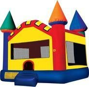 Primary Bounce Castle - Large