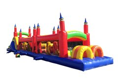Giant Obstacle Course