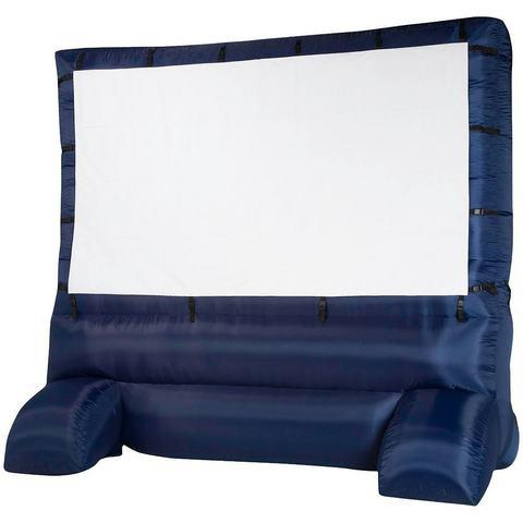 12' Self Inflatable Outdoor Movie Screen
